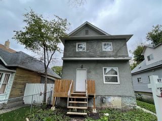 Photo 1: 513 Boyd Avenue in Winnipeg: North End Residential for sale (4A)  : MLS®# 202120794