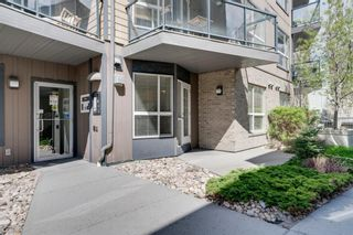 Photo 2: 112 2420 34 Avenue SW in Calgary: South Calgary Apartment for sale : MLS®# A1109892
