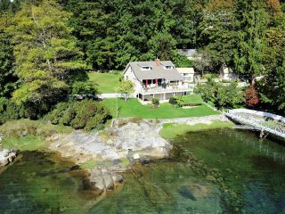 Photo 24: 4760 SINCLAIR BAY Road in Garden Bay: Pender Harbour Egmont House for sale (Sunshine Coast)  : MLS®# R2607231