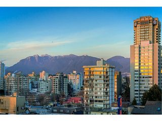 Photo 13: 1501 1221 Bidwell Street in Vancouver: West End VW Condo for sale (Vancouver West)  : MLS®# V1068369