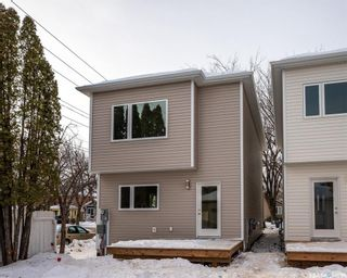 Photo 31: 802A 6th Avenue North in Saskatoon: City Park Residential for sale : MLS®# SK841829