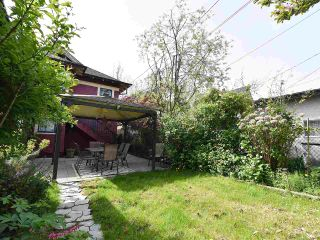 Photo 16: 2733 FRANKLIN Street in Vancouver: Hastings East House for sale (Vancouver East)  : MLS®# R2058880