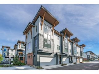 """Photo 1: 7 22127 48A Avenue in Langley: Murrayville Townhouse for sale in """"Fraser"""" : MLS®# R2620983"""