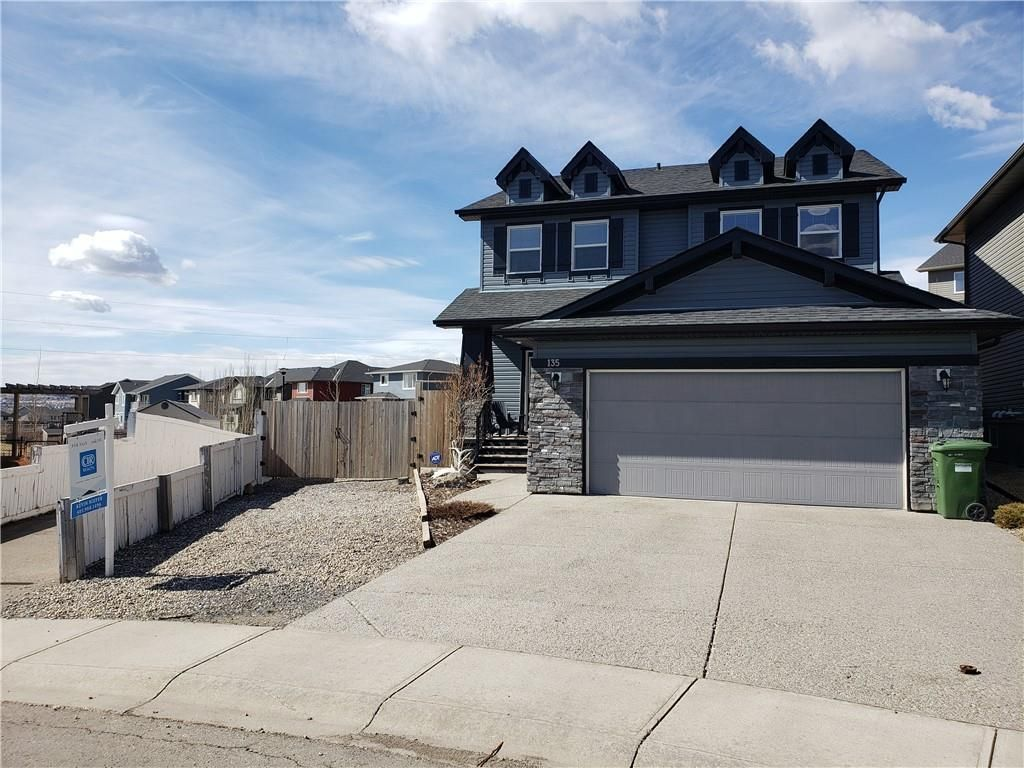 Main Photo: 135 EVANSPARK Terrace NW in Calgary: Evanston Detached for sale : MLS®# C4293070