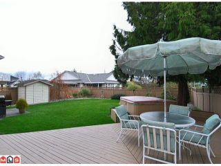 """Photo 9: 9280 154A Street in Surrey: Fleetwood Tynehead House for sale in """"BERKSHIRE PARK"""" : MLS®# F1007841"""