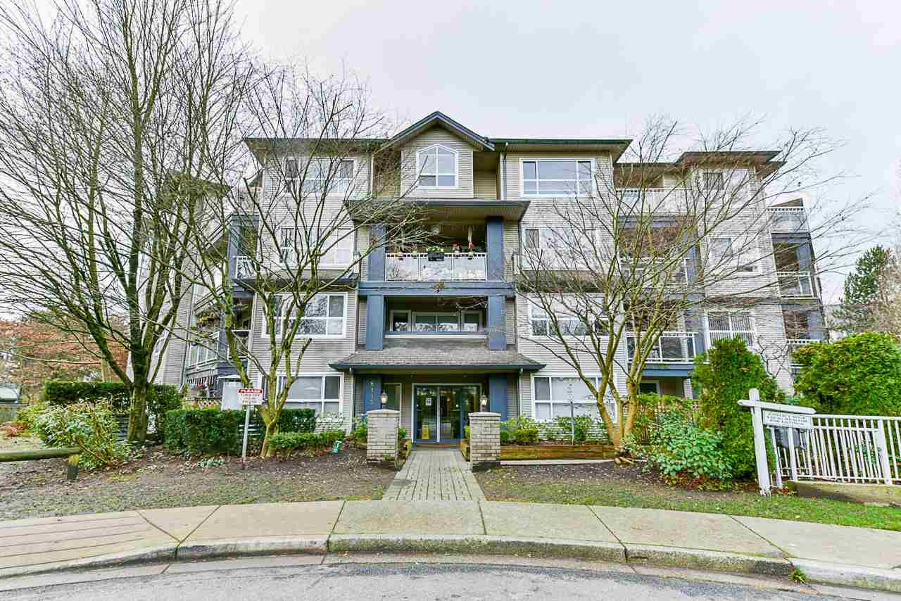 "Main Photo: 203 8115 121A Street in Surrey: Queen Mary Park Surrey Condo for sale in ""THE CROSSING"" : MLS®# R2521506"