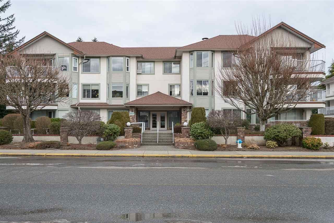 """Main Photo: 209 33375 MAYFAIR Avenue in Abbotsford: Central Abbotsford Condo for sale in """"Mayfair Place"""" : MLS®# R2143636"""