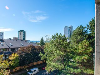 "Photo 12: 501 1725 PENDRELL Street in Vancouver: West End VW Condo for sale in ""STRATFORD PLACE"" (Vancouver West)  : MLS®# R2000452"