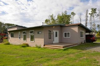 """Main Photo: 10095 OLD CARIBOO Highway in Prince George: Pineview Manufactured Home for sale in """"Pineview"""" (PG Rural South (Zone 78))  : MLS®# R2609028"""