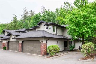 """Photo 1: 84 36060 OLD YALE Road in Abbotsford: Abbotsford East Townhouse for sale in """"Mountainview Village"""" : MLS®# R2368881"""