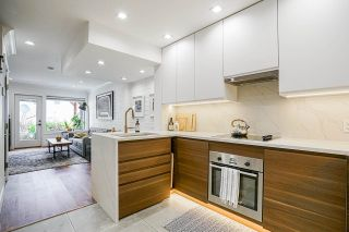 """Photo 4: 4 719 E 31ST Avenue in Vancouver: Fraser VE Townhouse for sale in """"ALDERBURY VILLAGE"""" (Vancouver East)  : MLS®# R2591703"""