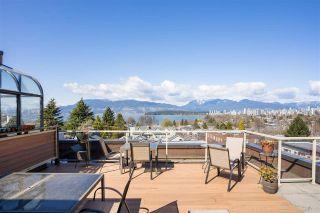 """Photo 19: 207 2211 W 2ND Avenue in Vancouver: Kitsilano Condo for sale in """"KITSILANO TERRACE"""" (Vancouver West)  : MLS®# R2585178"""