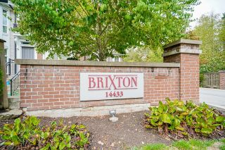 """Photo 1: 59 14433 60 Avenue in Surrey: Sullivan Station Townhouse for sale in """"Brixton"""" : MLS®# R2620291"""