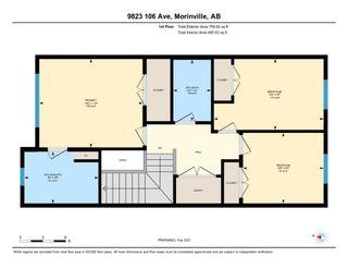 Photo 40: 9823 106 Avenue: Morinville House for sale : MLS®# E4229296