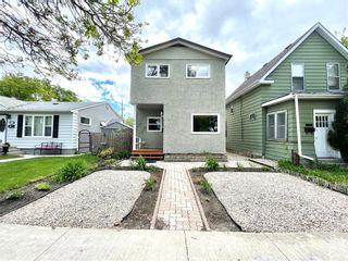 Photo 2: 279 ALBANY Street in Winnipeg: Deer Lodge Residential for sale (5E)  : MLS®# 202112609