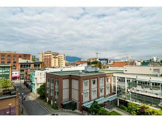 """Photo 13: 608 550 TAYLOR Street in Vancouver: Downtown VW Condo for sale in """"THE TAYLOR"""" (Vancouver West)  : MLS®# V1123888"""