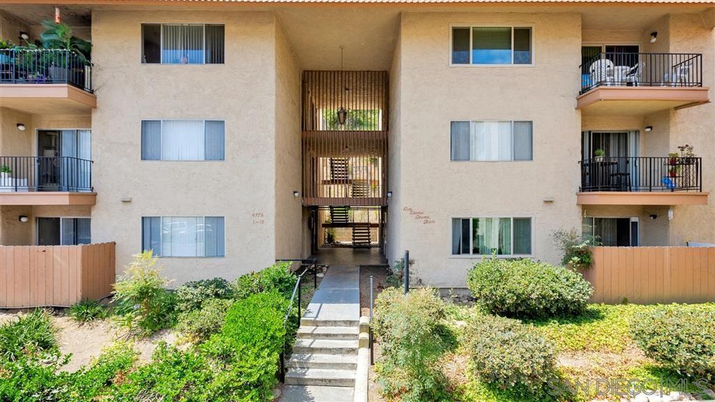 Main Photo: DEL CERRO Condo for sale : 2 bedrooms : 6775 Alvarado Rd #4 in San Diego