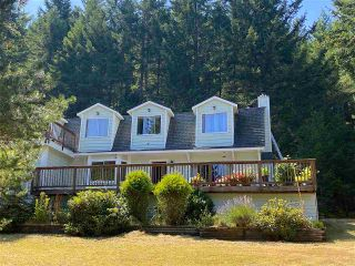 Photo 1: 749 GEORGIA VIEW Road: Galiano Island House for sale (Islands-Van. & Gulf)  : MLS®# R2487145