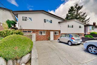 Photo 1: 6941 AUBREY STREET in Burnaby: Sperling-Duthie 1/2 Duplex for sale (Burnaby North)  : MLS®# R2062363