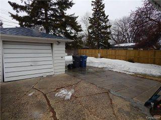 Photo 16: 506 Horton Avenue West in Winnipeg: West Transcona Residential for sale (3L)  : MLS®# 1705576