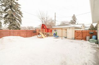 Photo 35: 725 Kildare Avenue West in Winnipeg: West Transcona Residential for sale (3L)  : MLS®# 202103872