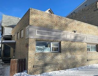 Photo 1: 143 Euclid Avenue in Winnipeg: Industrial / Commercial / Investment for sale (4A)  : MLS®# 202101292