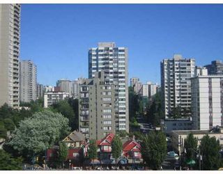 "Photo 5: 1002 1850 COMOX Street in Vancouver: West End VW Condo for sale in ""EL CID"" (Vancouver West)  : MLS®# V659012"