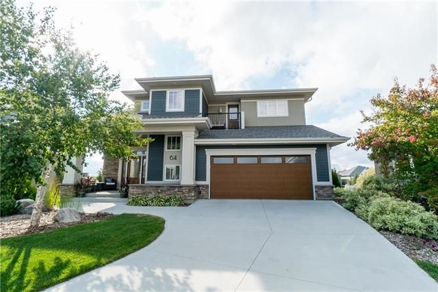 Main Photo: 64 Aspen Forest Point | Bridgwater Forest Winnipeg