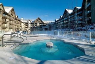"""Photo 2: 121 4800 SPEARHEAD Drive in Whistler: Benchlands Condo for sale in """"Aspens"""" : MLS®# R2485540"""