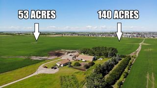 Photo 5: 160 Acres Range Road 281 Road: Chestermere Land for sale : MLS®# A1041600