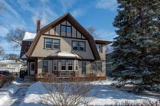 Photo 1: 194 Oxford Street in Winnipeg: River Heights North Residential for sale (1C)  : MLS®# 202102954