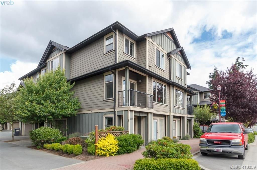 Main Photo: 107 2920 Phipps Rd in VICTORIA: La Langford Proper Row/Townhouse for sale (Langford)  : MLS®# 819568