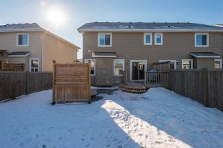Photo 40: 2726 Sparrow Place in Edmonton: Zone 59 House Half Duplex for sale : MLS®# E4232767