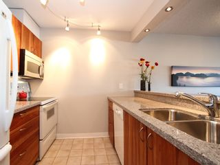 """Photo 6: 404 1510 W 1ST Avenue in Vancouver: False Creek Condo for sale in """"MARINERS POINT"""" (Vancouver West)  : MLS®# V919317"""