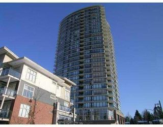 "Photo 1: 2304 400 CAPILANO Road in Port Moody: Port Moody Centre Condo for sale in ""ARIA 2"" : MLS®# V804851"