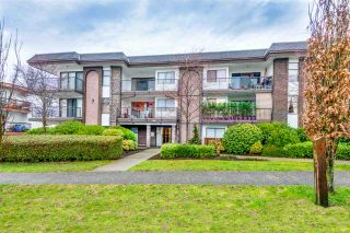 """Photo 1: 106 1585 E 4TH Avenue in Vancouver: Grandview Woodland Condo for sale in """"ALPINE PLACE"""" (Vancouver East)  : MLS®# R2345574"""