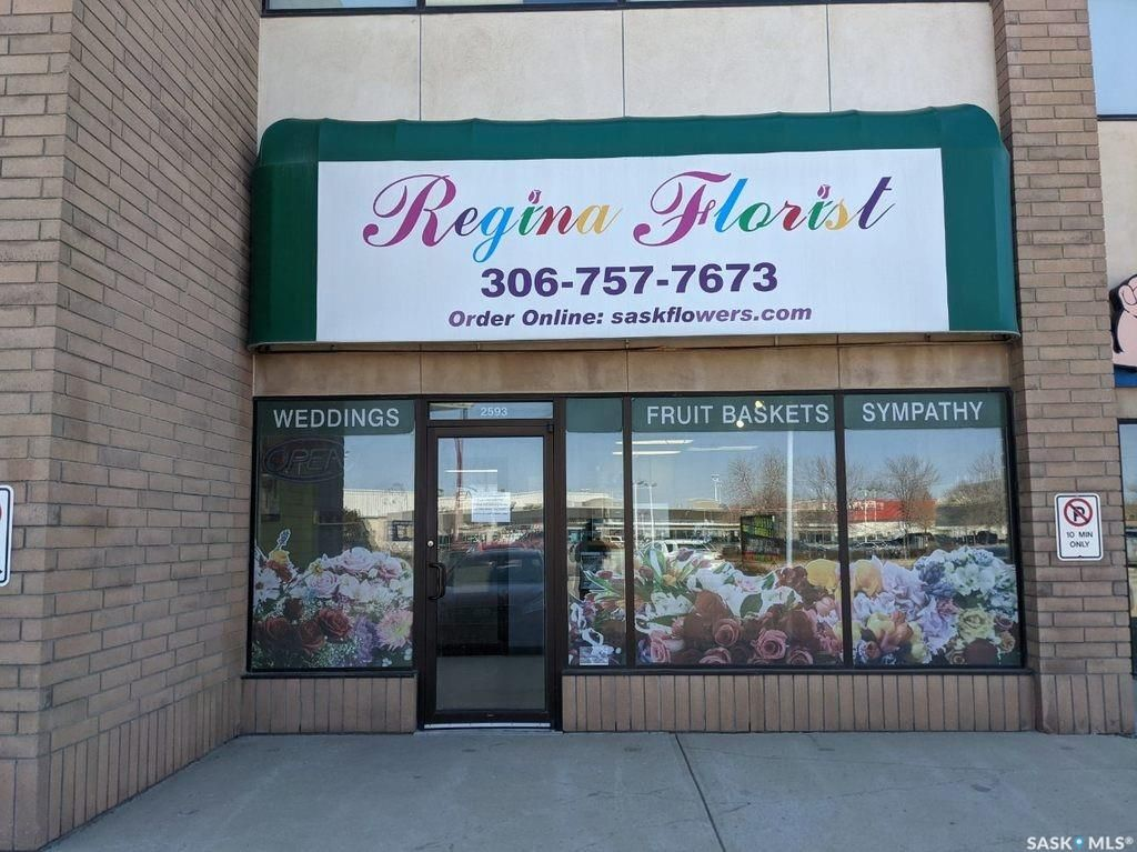 Main Photo: 2593 Quance Street in Regina: River Bend Commercial for sale : MLS®# SK855842