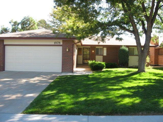 Main Photo: 1978 S Locust St in Denver: Corrine Subdivision House for sale (DSE)  : MLS®# 630010