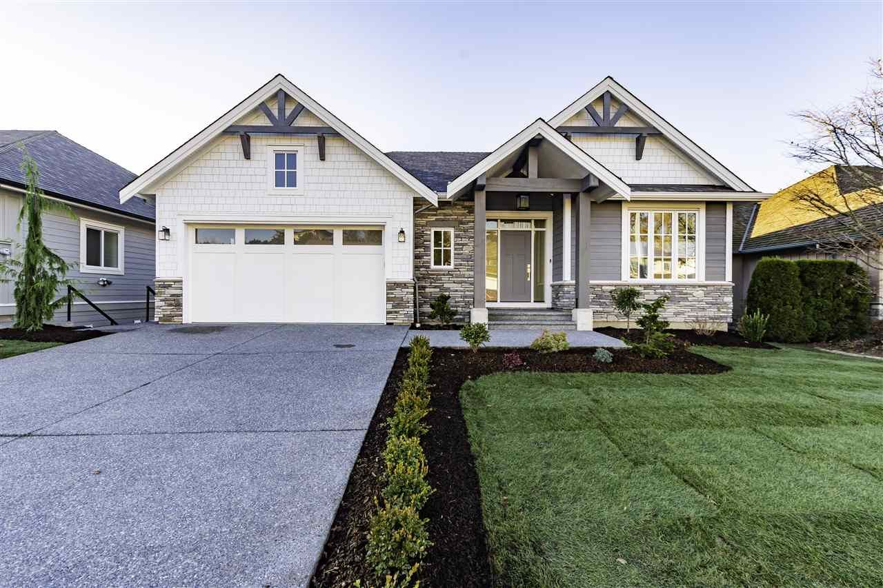 """Main Photo: 3891 LATIMER Street in Abbotsford: Abbotsford East House for sale in """"CREEKSTONE ON THE PARK"""" : MLS®# R2511113"""
