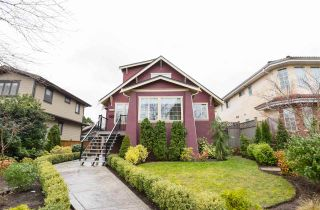 """Main Photo: 4054 MCGILL Street in Burnaby: Vancouver Heights House for sale in """"VANCOUVER HEIGHTS"""" (Burnaby North)  : MLS®# R2125862"""