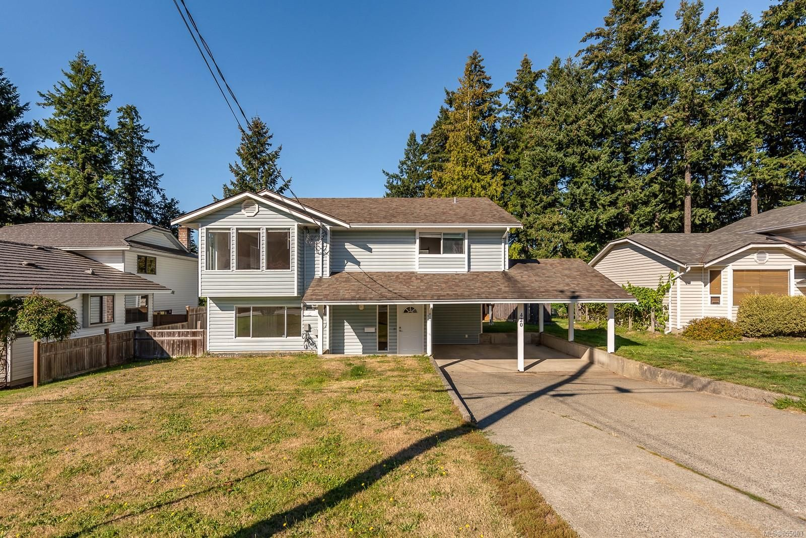 Main Photo: 420 S McPhedran Rd in : CR Campbell River Central House for sale (Campbell River)  : MLS®# 855063