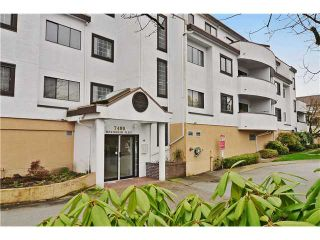 Photo 12: # 327 7480 ST. ALBANS RD in Richmond: Brighouse South Condo for sale : MLS®# V1104163