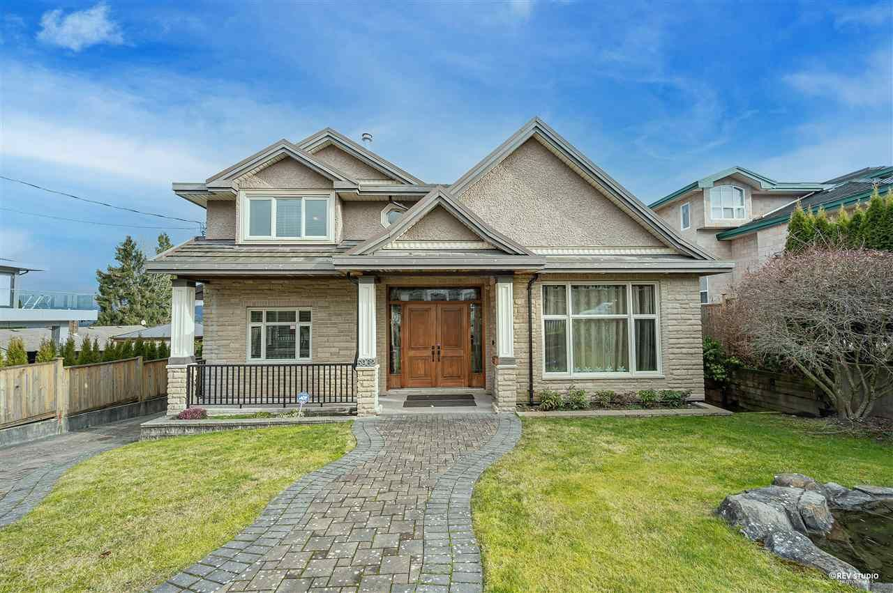 Main Photo: 5962 LEIBLY Avenue in Burnaby: Upper Deer Lake House for sale (Burnaby South)  : MLS®# R2536615