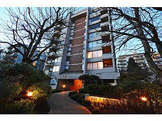 Photo 1: # 602 1737 DUCHESS AV in West Vancouver: Ambleside Condo for sale : MLS®# V1043637
