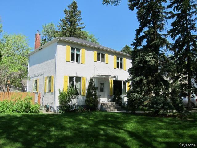 Main Photo: 71 Springside Drive in WINNIPEG: St Vital Residential for sale (South East Winnipeg)  : MLS®# 1412604