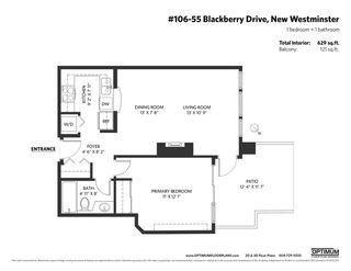"""Photo 13: 106 55 BLACKBERRY Drive in New Westminster: Fraserview NW Condo for sale in """"QUEENS PARK PLACE"""" : MLS®# R2528955"""