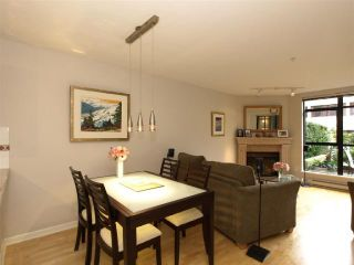 "Photo 5: 103 2181 W 10TH Avenue in Vancouver: Kitsilano Condo for sale in ""THE TENTH AVE"" (Vancouver West)  : MLS®# V793542"