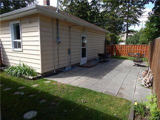 Photo 19: 1393 Kildonan Drive in Winnipeg: Fraser's Grove Residential for sale (3C)  : MLS®# 1622981