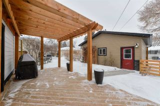 Photo 43: 9244 81 Street NW in Edmonton: Zone 18 House for sale : MLS®# E4226829