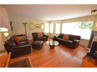 """Photo 3: 33 103 PARKSIDE Drive in Port Moody: Heritage Mountain Townhouse for sale in """"TREETOPS"""" : MLS®# V1029401"""